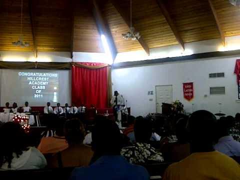 hillcrest academy june 16 2011 graduation speech nassau bahamas.3gp