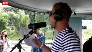 Митя Фомин – Шаланды полные кефали — #LIVE Авторадио (19.06.2015)