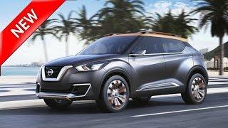 New Nissan Kicks Concept.