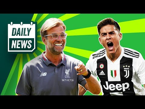 Juventus to sell Dybala + Is Klopp under pressure at Liverpool? ► Onefootball Daily News