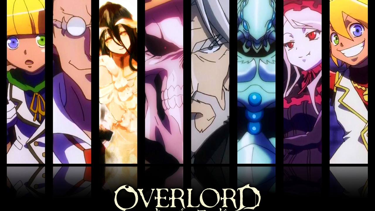 Nozz Reacts | Overlord [Episode 12]