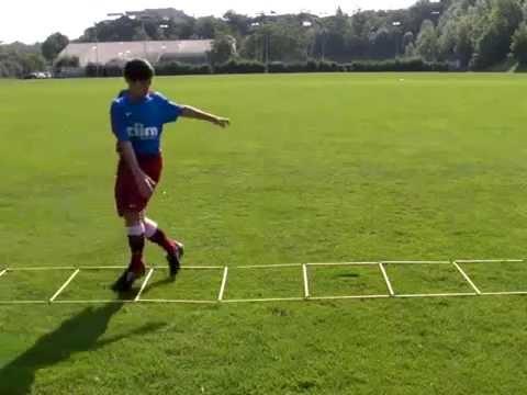 Fussballtraining Laufleiter 11 Laufschule Koordination