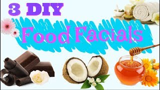 3 Easy DIY Food Facials for a Summer Glow! | Nikki Stixx