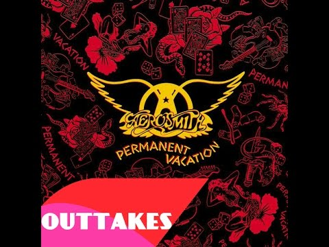 Aerosmith Outtakes from Permanent Vacation Album Part 1/2