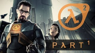 Half-Life 2 - Lost Luggage - Part 1