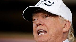 فيديو.. ترامب يهدد المهاجرين بترحيلهم