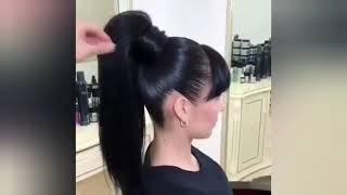 Зачіски на довге волосся Hairstyles for long hair Прически на длинные волосы