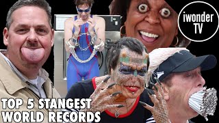 Top 5 Guinness World Records With The Wizard of Odd