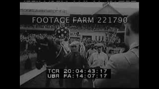 Kentucky Derby Race & City Night Life 221790-02 | Footage Farm