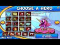 Super Brawl 4 - Timmy As Cleft The Boy Chin Wonder (Nickelodeon Games) | Cartoon Video for Kids