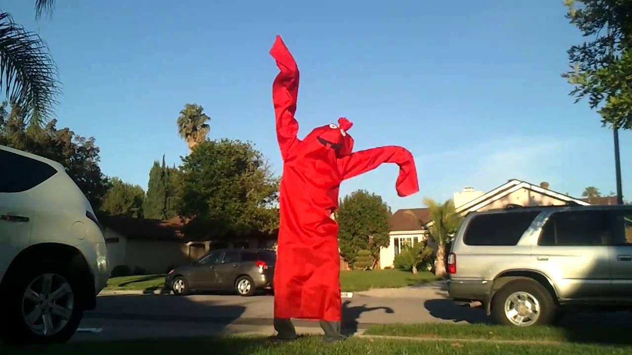 Skydancer, puppet, Airdancer, tube man, windyman, flyguy ...