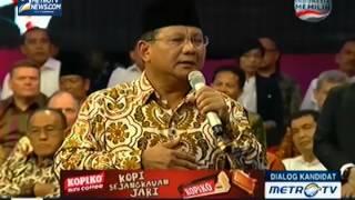 Dialog Kadin Capres dan Cawapres: Prabowo-Hatta (5)