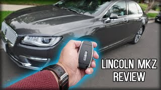 2017 LINCOLN MKZ REVIEW (GREAT CAR)