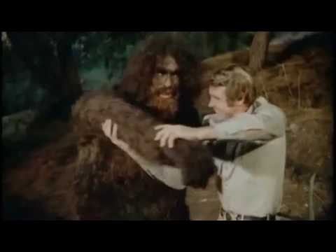 The Six Million Dollar Man (1976) The Secret Of Bigfoot