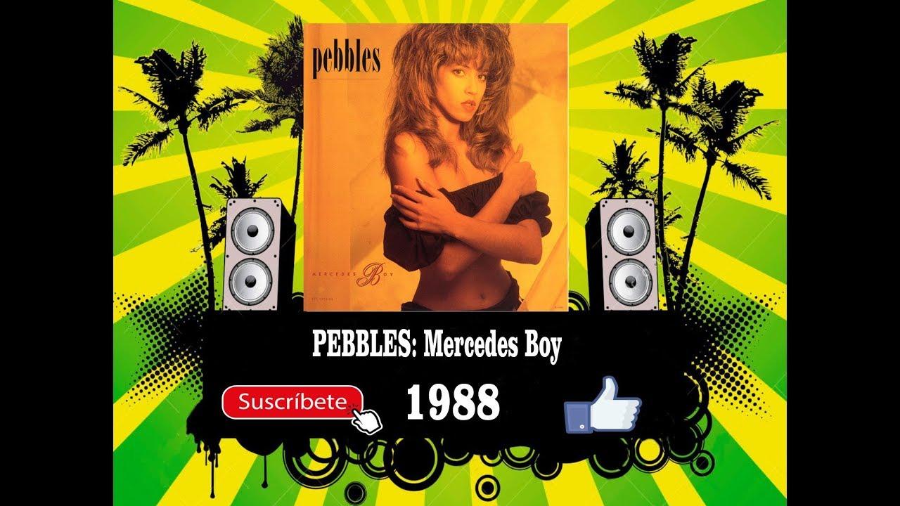 Pebbles - Mercedes Boy (Radio Version) - YouTube