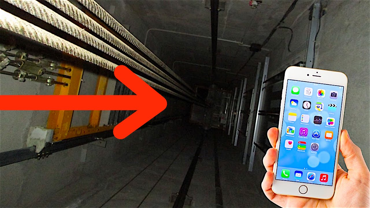 Can Iphone 6s Survive 100 Ft Drop Into Elevator Shaft