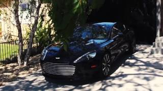 2016 Aston Martin Rapide S High Speed Run