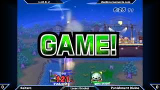 LIRR 2 - Keitaro vs Punishment Divine - SSBB