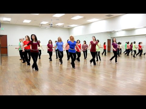 Crave This Love - Line Dance (Dance & Teach In English & 中文)