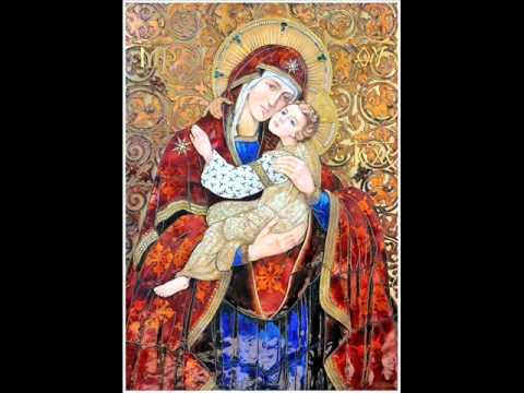 paraclisul maicii domnului corul patriarhiei