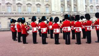"The royal guards spiller temaet fra ""Game of Thrones"""