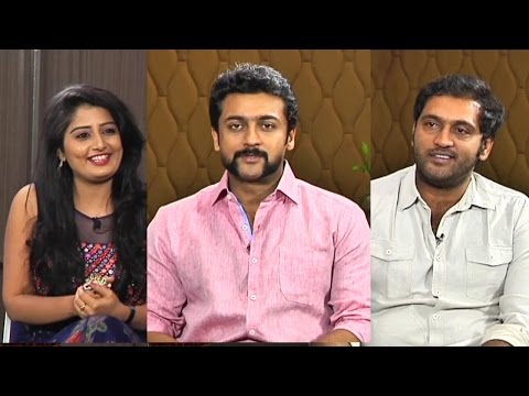Special Interview with Suriya About 24 the Movie