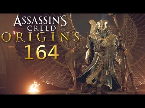 ASSASSIN'S CREED ORIGINS #164 - Die Erweckung Tutanchamuns [DE|HD+] | Let's Play ACO