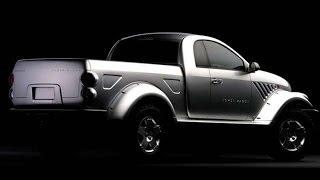 Dodge Power Wagon Concept Videos