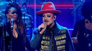 Boy George & Culture Club 2018
