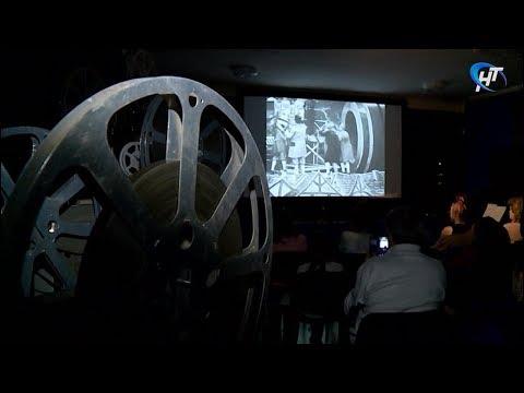 Новгородских ценителей классики пригласили на сеанс немого кино с тапёром