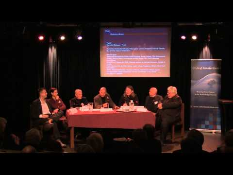 10 Years Club of Amsterdam - Socratic Dialogue
