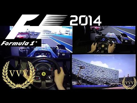 F1 2014 Preview part 2 Learning Sochi