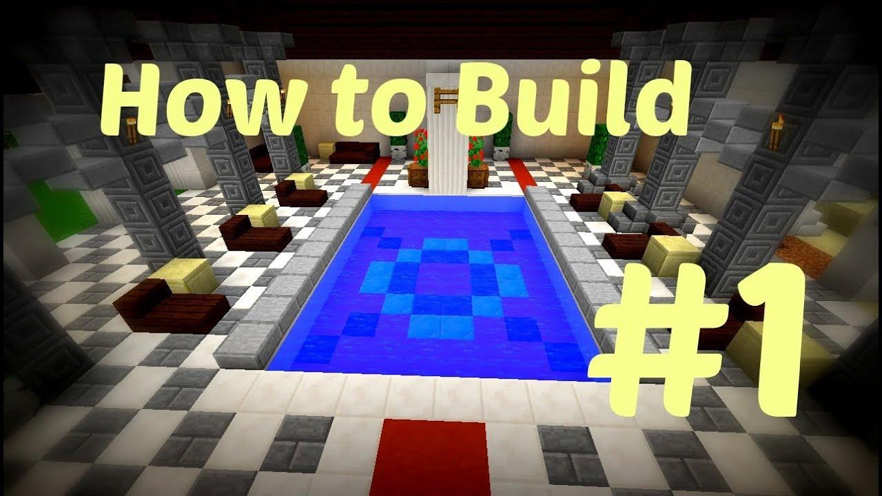 Make a roman house model