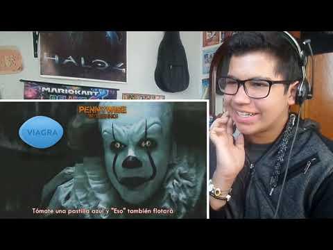 Pennywise Clásico vs Pennywise Moderno. Épicas Batallas de Rap del Frikismo | Keyblade | reaccion