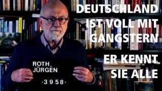Deutschlands Experte für organisierte Kriminalität - Jürgen Roth - TRUE CRIME STORIES #WV.WS