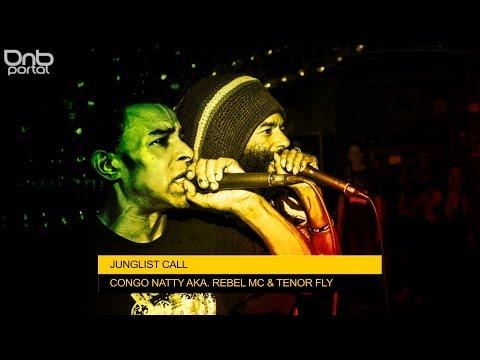 Congo Natty aka. Rebel Mc & Tenor Fly - Junglist Call [DnBPortal.com]