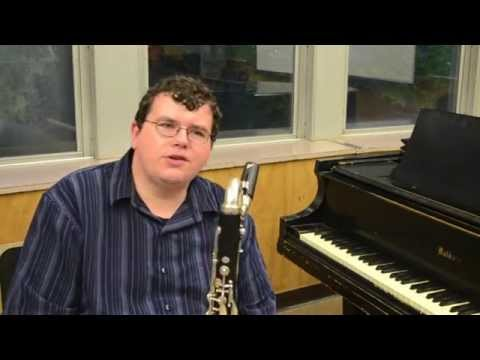 A Compositional Tutorial- The Bass Clarinet
