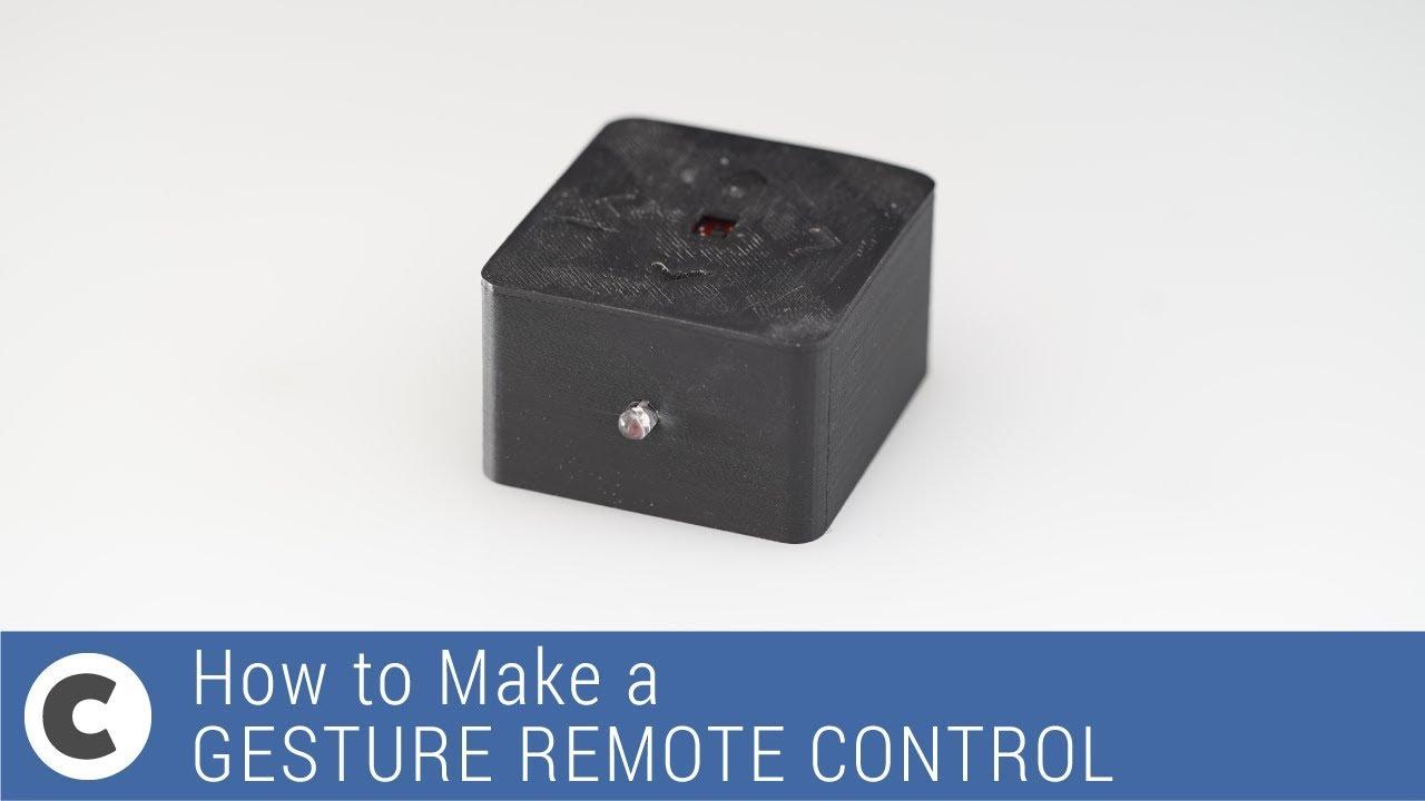 Circuito Io : Hand gesture remote control by circuito youtube
