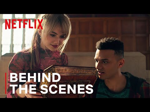 Locke & Key | Welcome To Keyhouse | Netflix