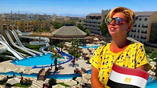 Египет 2021 Аквапарк отеля Steigenberger Aqua Magic 5 Хургада 2021 Отдых Хургада 2021