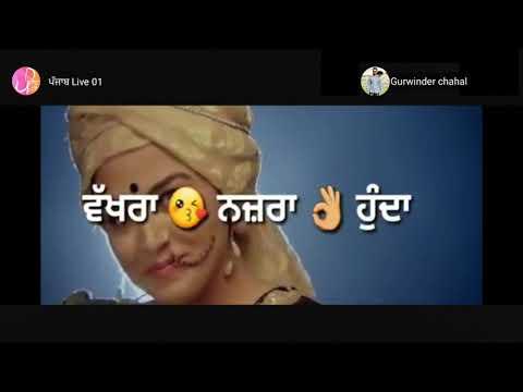 Manak Di Kali by Ranjit Bawa (Latest Punjabi status video)