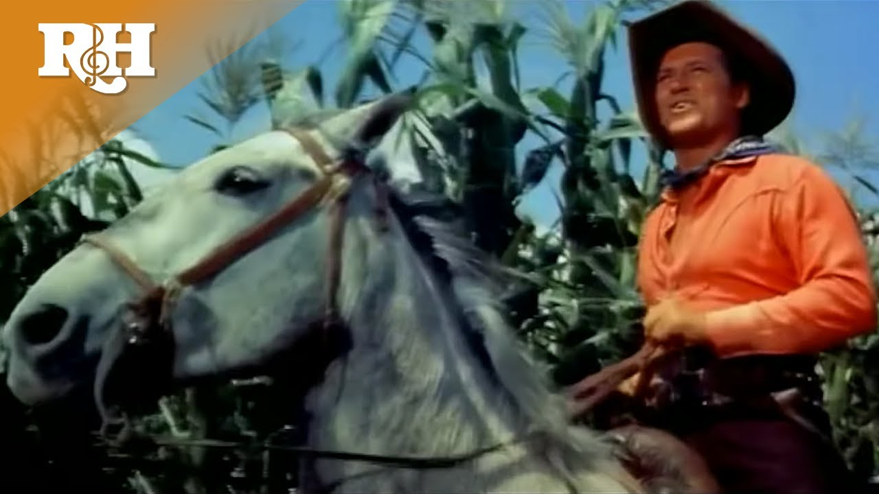 'Oh, What a Beautiful Mornin'' | Gordon MacRae | Rodgers & Hammerstein's OKLAHOMA! (1955 FIlm)