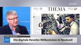 Ein Blick in die neue JF (18/18): Digitale Revolte