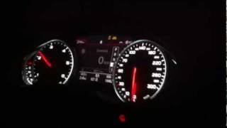 Launch Control Audi A8 4.2 TDI 0-100 km/h 2011 350 HP