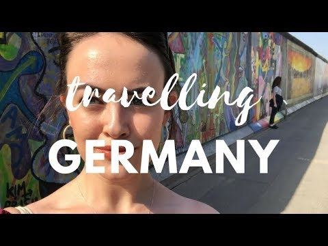 Travelling Germany - FIRST SOLO TRIP
