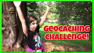 Geocaching Treasure Hunt Challenge - Fun Family Activity!