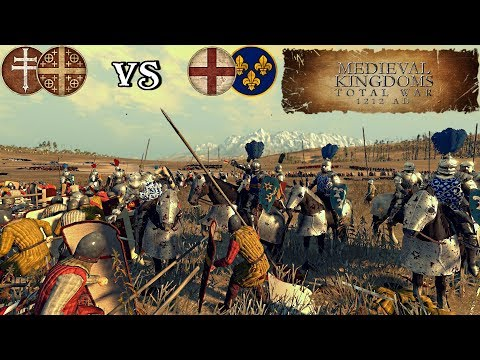 --CHIVALRY SHOWDOWN-- 1212 AD 2v2 France/Genoa vs Hungary/Latin Empire