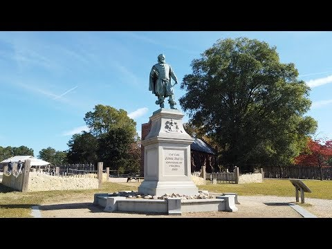 Jamestown, Virginia - Historic Jamestowne (2019) from YouTube · Duration:  14 minutes 48 seconds