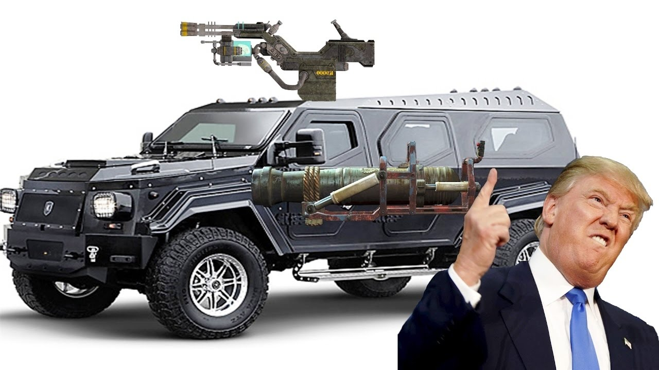 10 Most Deadly Armored Vehicles In The World - YouTube