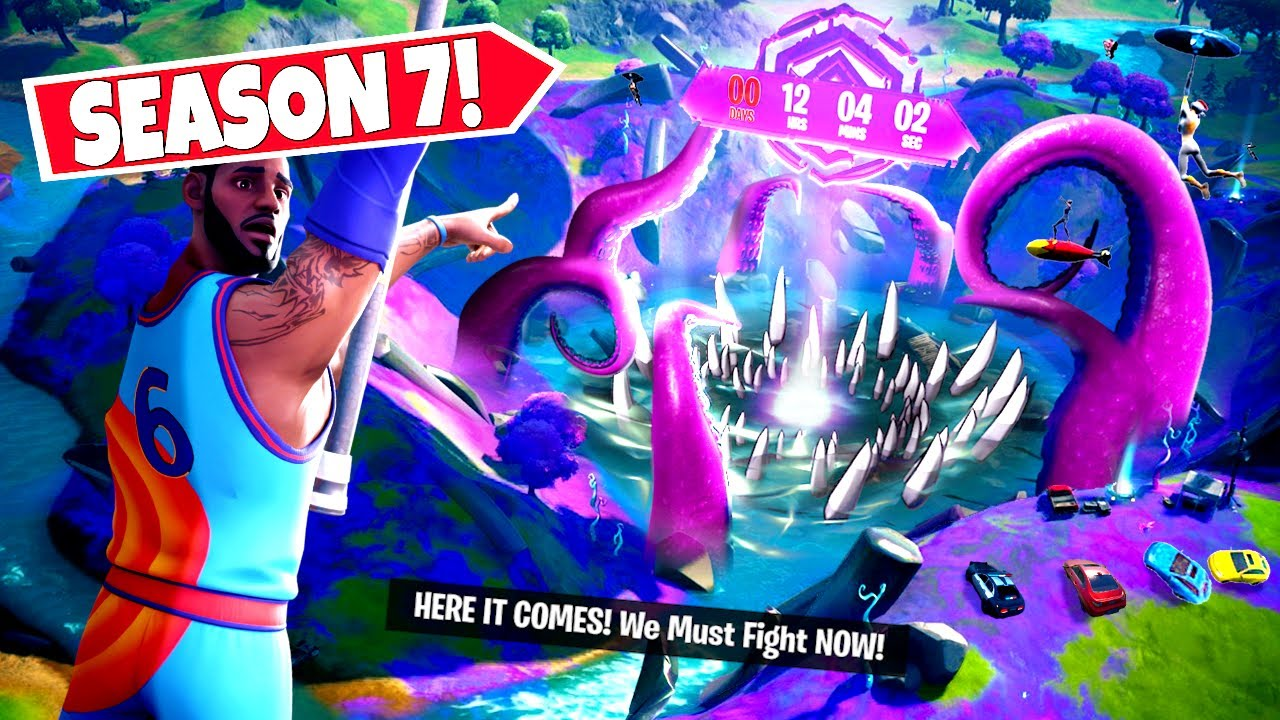Download *NEW* Fortnite SEASON 7's LIVE EVENT Fully REVEALED!